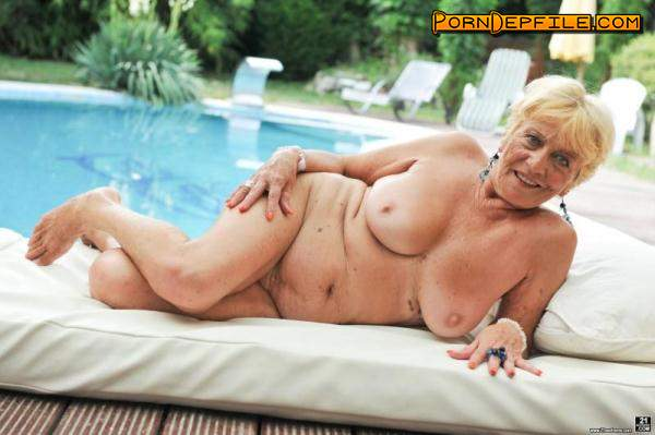 LustyGrandmas: Malya, Jeremy - Lusty Fitness (Blonde, Big Tits, Teen, Mature) 544p