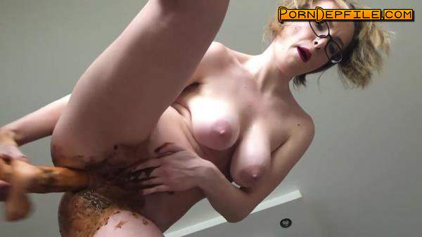 Scat Porn: Frog View Masturbation Part 1 - Extreme Anal Fisting! (Scat) 1080p