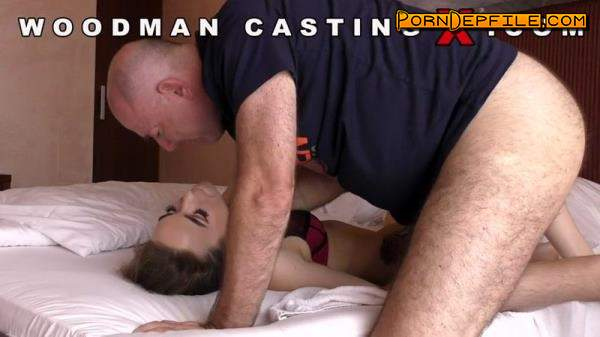 WoodmanCastingX: Angel Rush - DP, Anal (Casting, Group Sex, Anal, Pissing) 540p