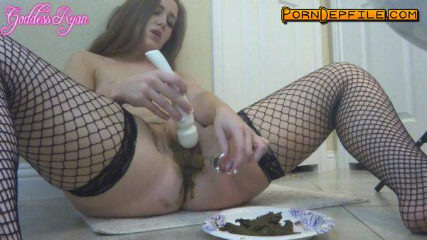 Scat Porn: Scat GlassToy Fucking Orgasm - Extreme Fisting (Scat) 1080p