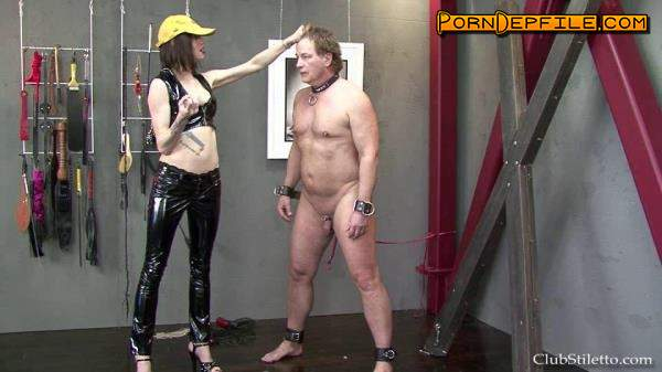 ClubStiletto: Mistress Ms. Bijou Steal - Plumbers Worst Call 9 (Fetish, Pissing, Strapon, Femdom) 540p