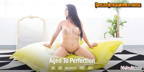 VirtualTaboo: Bianka Blue - Aged To Perfection (VR) 1500p