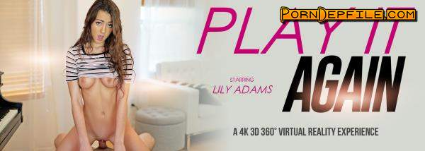 VRbangers: Lily Adams - Play it Again (VR) 960p