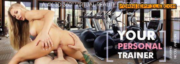 VRbangers: Nicole Aniston - Your Personal Trainer (VR) 960p