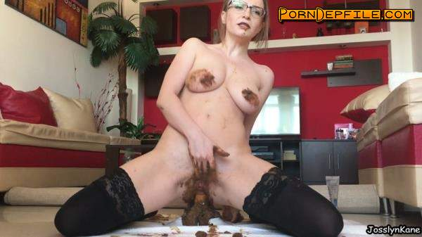 Scat Porn: Riding and sucking - Extreme Anal Fisting (Scat) 1080p