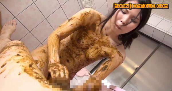 Scat Porn: Momoko Suzumura - Pooping In Public Scat First Experiences A High Quality Thick And Healthy Shitting Girl (Scat) 720p