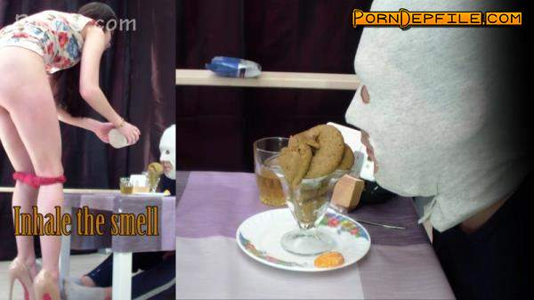 Poo19: MilanaSmelly - Very tasty dessert from Christina (Scat) 1080p