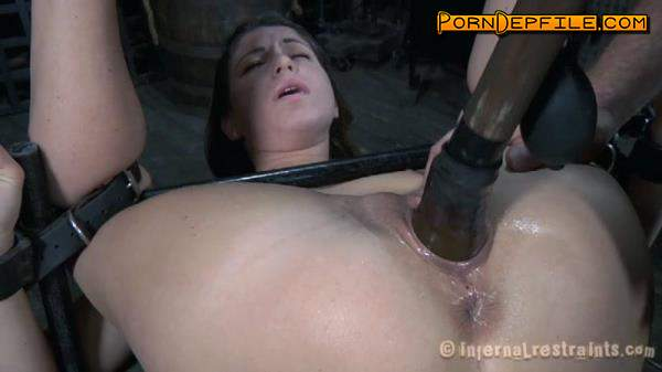 InfernalRestraints: Mia Gold - Just Another Glamor Shoot (Toys, Oral, BDSM, Bondage) 720p
