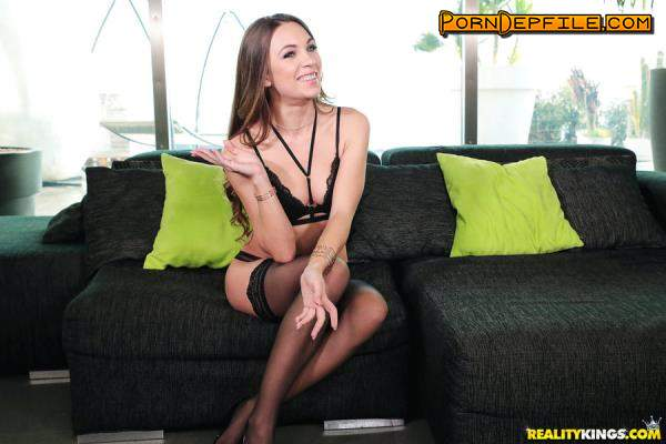 FirstTimeAuditions, RealityKings: Veronica Clark - Ukrainian Anal Queen (Brunette, Anilingus, Amateur, Anal) 432p