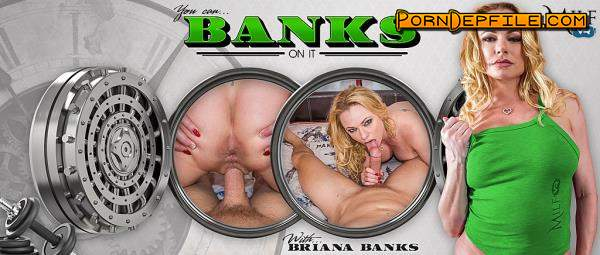 MilfVR: Briana Banks - You Can Banks On It (Blowjob, POV, Milf, VR) (Smartphone, Mobile) 1080p