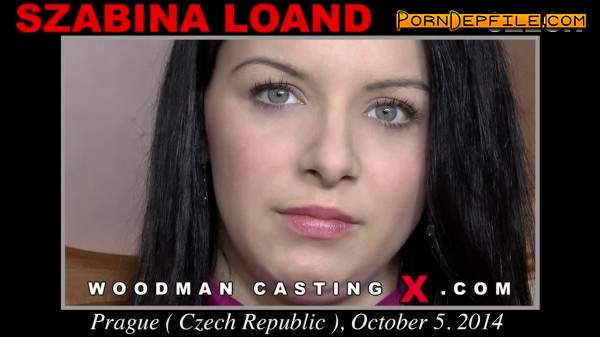 WoodmanCastingX: Szabina Loand - Casting X 137 * Updated * (Anilingus, Casting, Anal, Threesome) 540p