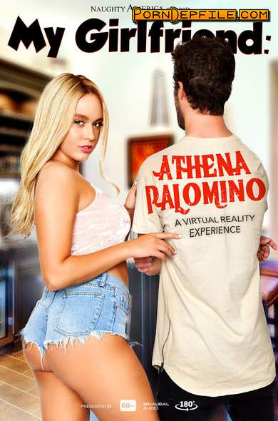 NaughtyAmericaVR: Athena Palomino - My Girlfriend (Asian, Blonde, Big Tits, VR) (Smartphone) 1080p