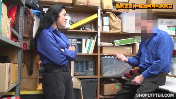Shoplyfter: Monica Sage - Security Guard Sex -Case No. 962 (SD, Hardcore, Blowjob, Gonzo) 360p
