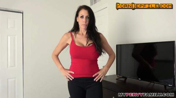 Family Manipulation, MyPervyFamily, Clips4Sale: Reagan Foxx - Mom Has a Different Approach To Finding a Release! (Creampie, Big Tits, Milf, Incest) 720p