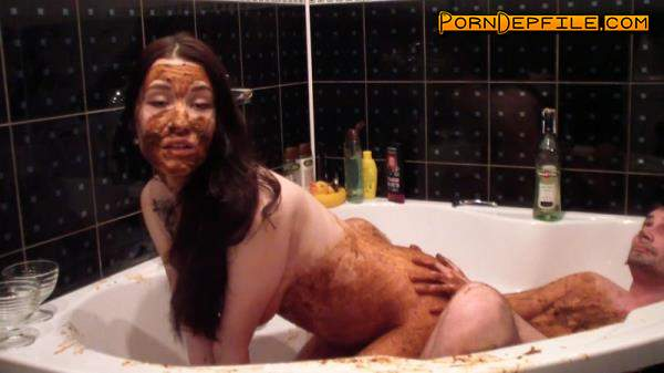 ScatShop: Astracelestial - Scat in bathroom (Scat) 1080p