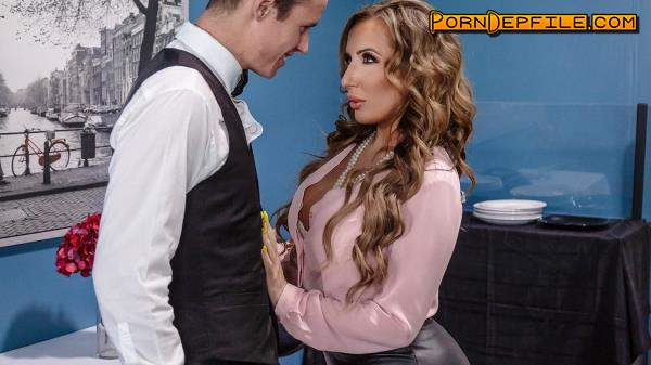 MilfsLikeItBig, Brazzers: Richelle Ryan - Christening the Cougar (Big Ass, Blonde, Big Tits, Milf) 480p