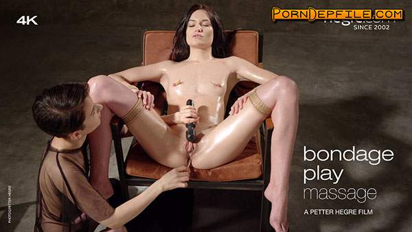 Hegre: Grace - Bondage Play Massage (Anal, Massage, BDSM, Bondage) 1080p