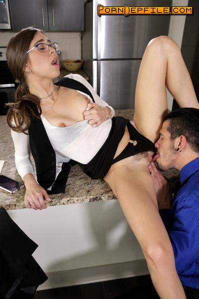 NubileFilms: Riley Reid - Pleasure Business (Deep Throat, Facial, Brunette, Big Tits) 540p