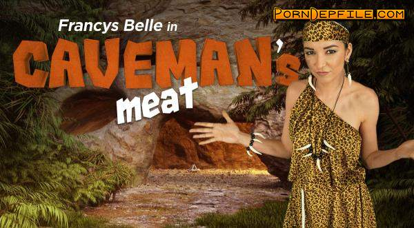 RealityLovers: Francys Belle - Caveman's Meat POV (Blowjob, Handjob, Cowgirl, VR) 2700p