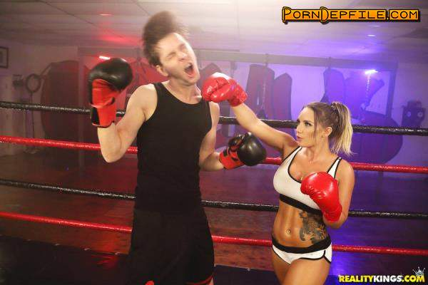 MonsterCurves, RealityKings: Cali Carter - Bodacious Boxer (Cumshot, Big Tits, Amateur, Anal) 432p