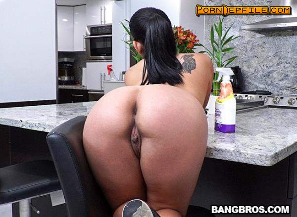 MyDirtyMaid, BangBros: Julz Gotti - Juicy Thick Latina Cleaned My House and Cock - mda0 (Swallow, Brunette, Big Tits, Amateur) 480p