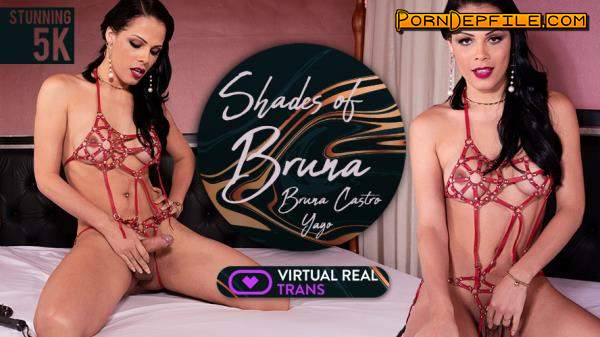 VirtualRealTrans: Bruna Castro - Shades of Bruna (Anal, Transsexual, VR, Shemale) (Oculus) 2750p