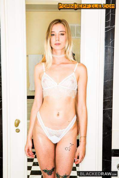 BlackedRaw: Haley Reed - Fashion Week BBC (Facial, Blonde, Hairy, Interracial) 720p