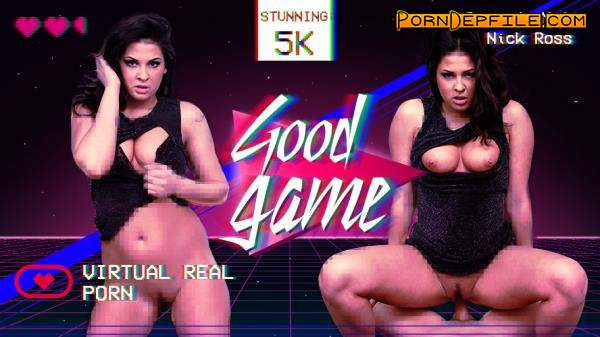 VirtualRealPorn: Coco del Mal - Good Game (POV, Big Tits, Anal, VR) (Smartphone, Mobile) 1080p