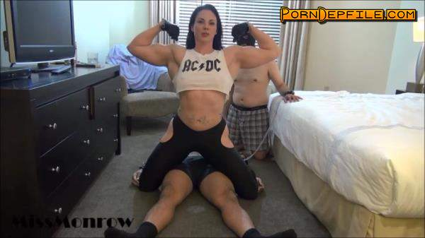 Clips4sale: Miss Monrow - Ass Worship (SD, Fetish, Femdom) 480p