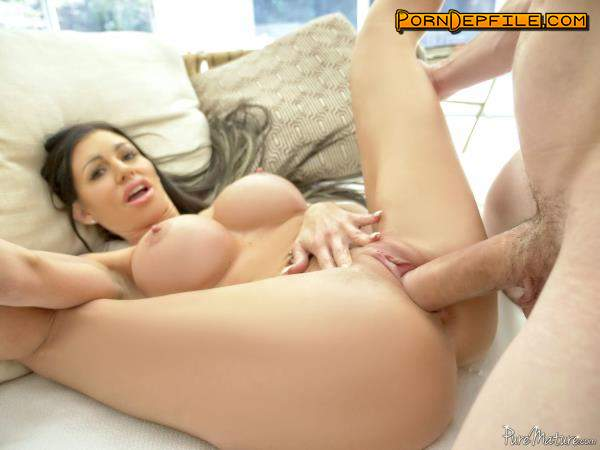 PureMature: Melissa Lynn - Ready And Waiting (Brunette, Big Tits, Milf, Mature) 480p