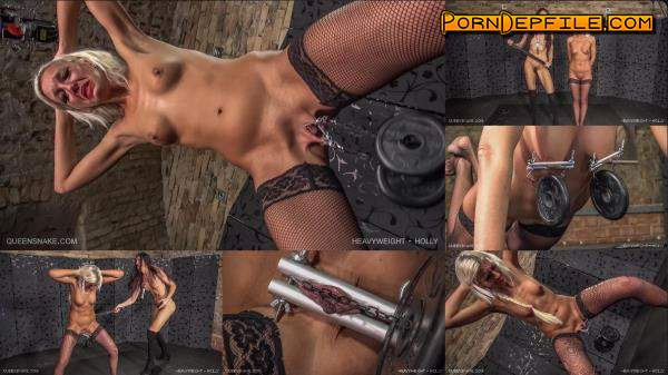 QueenSnake: Holly, QS - Heavy Weight (HD Porn, FullHD, BDSM, Lezdom) 1080p