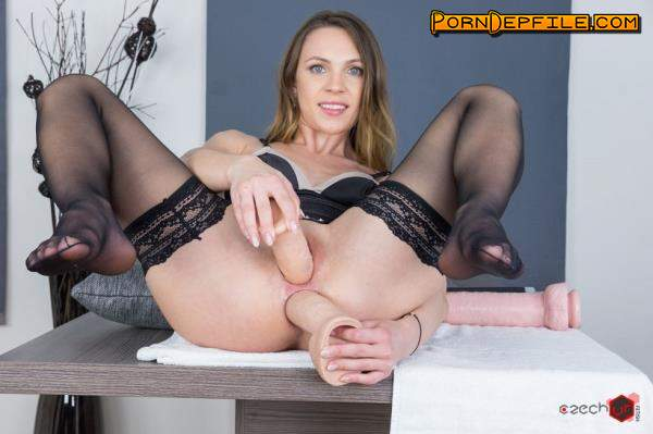 CzechVRFetish, CzechVR: Veronica Clark - Czech VR Fetish 129 - Let's See Those Gaping Holes! (Solo, Anal, Fetish, VR) (Smartphone, Mobile) 1080p