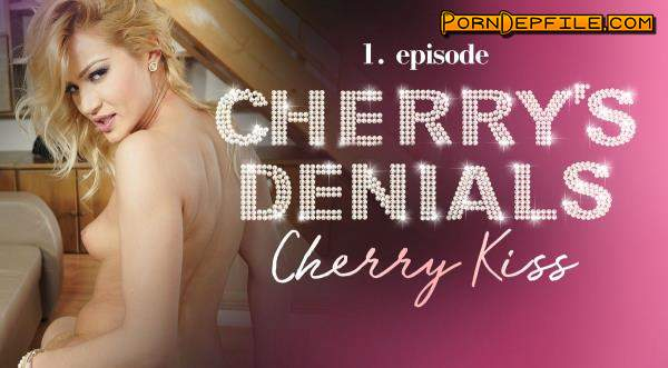 RealityLovers: Cherry Kiss - Cherry's Denials Ep. 1 Voyeur (Blowjob, Cowgirl, Blonde, VR) (Oculus) 1920p