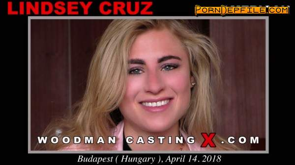 WoodmanCastingX: Lindsey Cruz, Veronica Leal - Casting X 188 * Updated * 3 June 2018 (Casting, Group Sex, Anal, Pissing) 540p