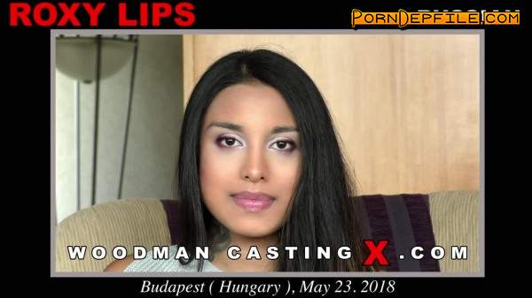 WoodmanCastingX: Roxy Lips - Threesome Sex (Russian, Casting, Anal, Threesome) 540p