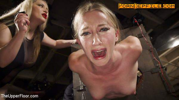 TheUpperFloor, Kink: Kendra Spade, Riley Reyes - Drooling Electro Slut & The Anal Whore Serve a BDSM Orgy (HD Porn, Oral, BDSM, Bondage) 720p
