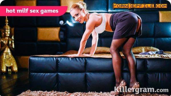 Pornostatic, Killergram: Nikky Thorne - Hot MILF Sex Games (SD, Blonde, Milf) 360p