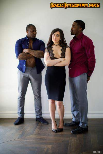 DarkX, XEmpire: Whitney Wright - Double Down (Big Ass, Interracial, Anal, Threesome) 400p