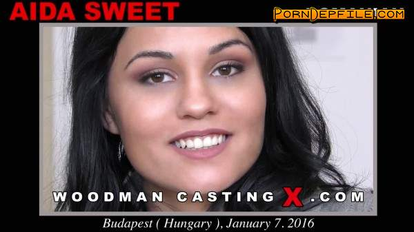 WoodmanCastingX: Aida Sweet - Casting X 155 * Updated * Group sex (Anilingus, Casting, Group Sex, Anal) 540p