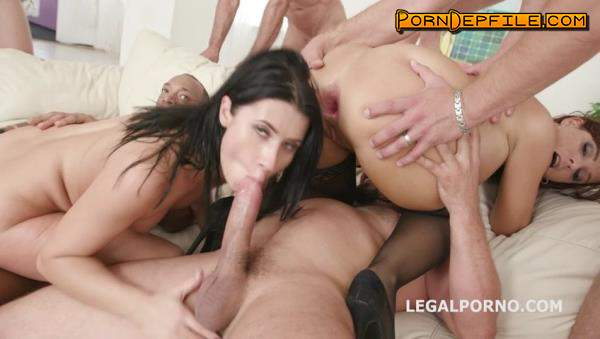 LegalPorno: Syren De Mer, Nicole Black, Neeo, Rocket, Thomas Lee, Angelo, Dylan Brown - Good morning Ms Black Part 2! Nicole Black & Syren De Mer Balls Deep Anal, DAP, GAPES, ATOGM, Fisting GIO690 (Milf, Anal, Fetish, Fisting) 480p