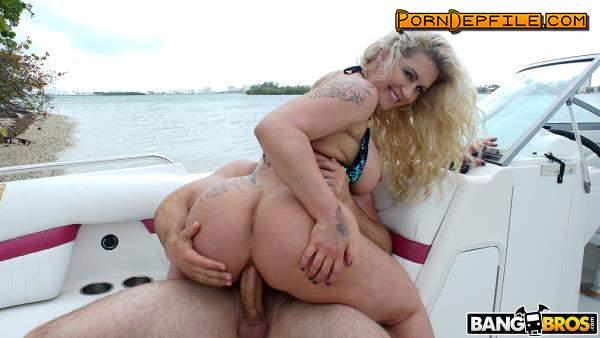 AssParade, BangBros: Ryan Conner - Doing Anal In A Wild Boat Ride (Big Ass, Big Tits, Milf, Anal) 720p