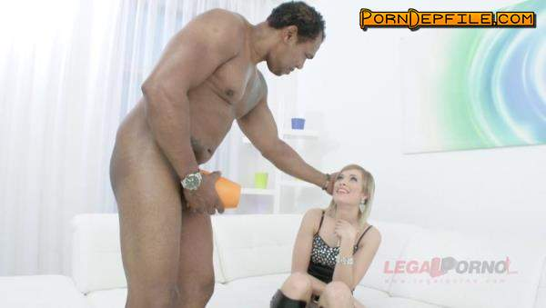 LegalPorno: Ria Sunn, Franco Roccaforte, Erik Everhard, George Lee, Mike Angelo, Tony Brooklyn, Cristian Clay, Max Born, Denis Reed, Paul McCaul - Ria Sunn DOUBLE ANAL GANGBANG SZ1174 (SD, GangBang, Interracial, Anal) 480p