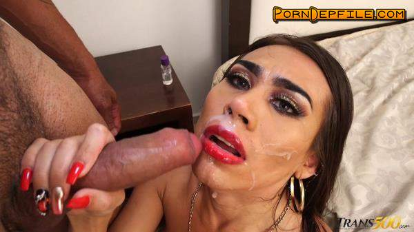 Trans500: Alisson Manrique - Ass Pounding Alisson Manrique (Hardcore, Anal, Transsexual, Shemale) 720p