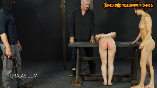 Graias: The Terminator, The Groovy and The Faithful Slave: Part 5 (FullHD, BDSM, Torture, Humiliation) 1080p