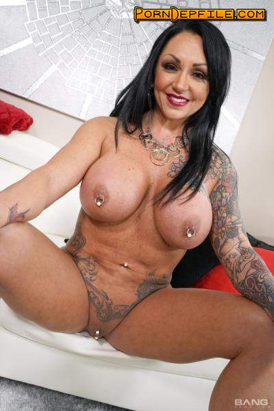 Bang Real Milfs, Bang: Ashton Blake - Ashton Blake Is A Tattooed Bad Girl With A Matching Pierced Clit And Nipple (Outdoor, Brunette, Big Tits, Milf) 540p