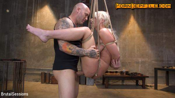 BrutalSessions, Kink: London River - Skylar Snow's Abject Anal Invasion (Milf, BDSM, Bondage, Humiliation) 720p