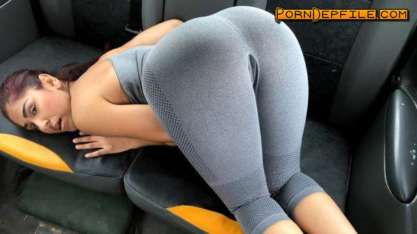 FakeTaxi, FakeHub: Sahara Knite - Sahara gets a hard cock workout (Masturbation, Anal, Fetish, Pissing) 480p