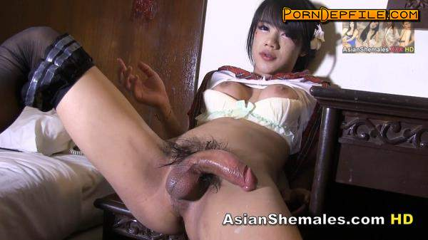 AsianSheMales: Bee - Bee Horny, Hot, & Hung! (Masturbation, Asian, Transsexual, Shemale) 1080p