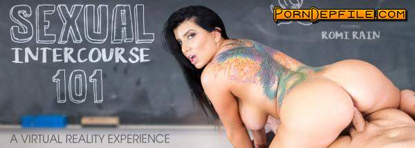 VRBangers: Romi Rain - Sexual Intercourse 101 (Milf, VR, SideBySide, Oculus) (Oculus) 1920p