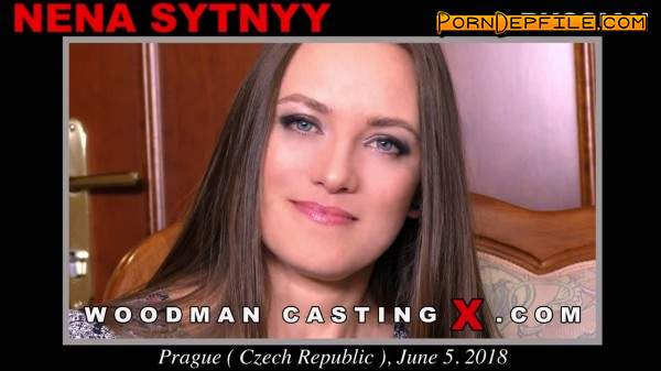 WoodmanCastingX: Nena Sytnyy - Casting X 190 * Updated * (Threesome, BDSM, Pissing, Bondage) 540p